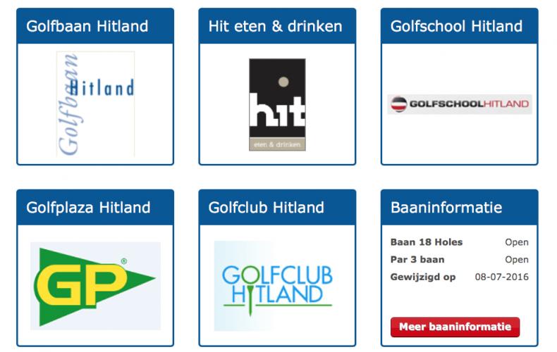 Golfpark Hitland